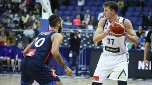 Eurobasket 2017: Πρόστιμο 2500 ευρώ στον Φουρνιέ για την αποβολή