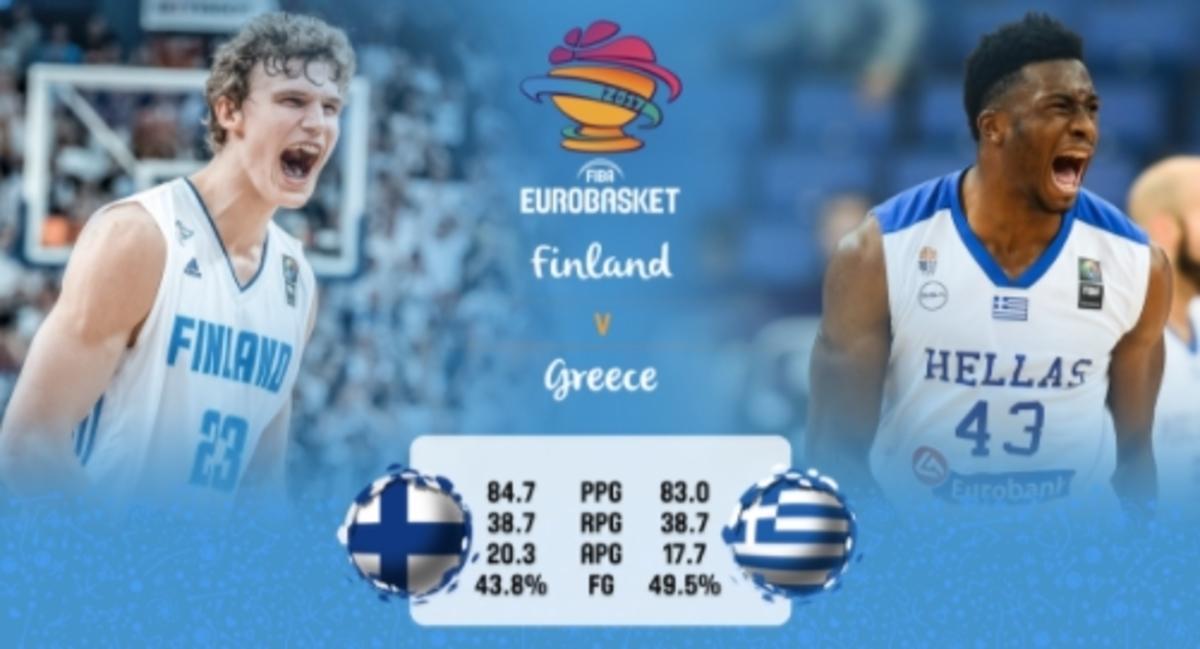 Ελλάδα – Φινλανδία 77-89 ΤΕΛΙΚΟ – Τώρα όλα για όλα με την Πολωνία