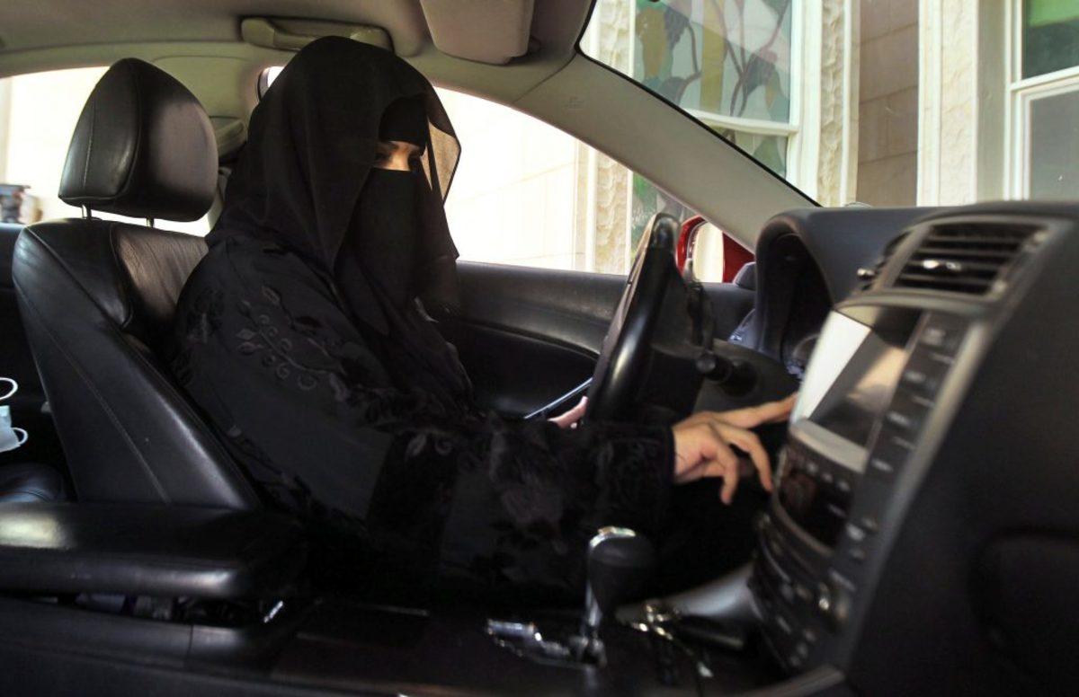 Σαουδική Αραβία γυναίκες οδήγηση