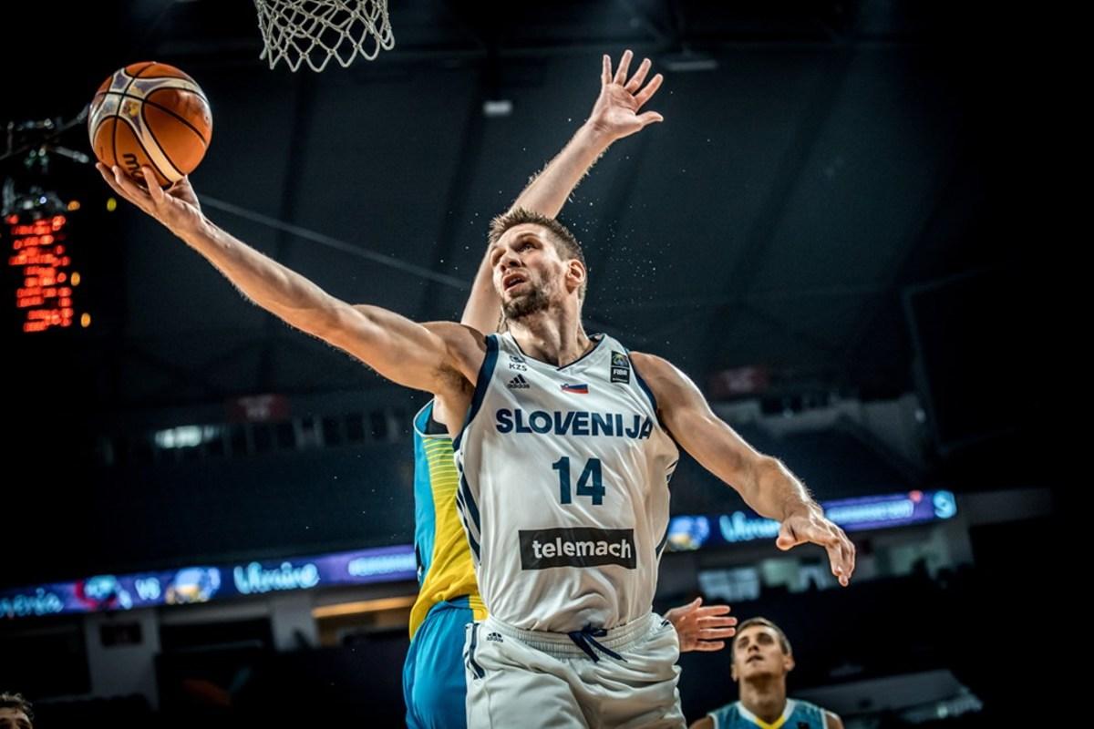Eurobasket 2017: Στα προημιτελικά η Σλοβενία!