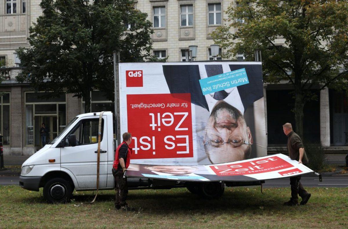 Αποτελέσματα εκλογών Γερμανία: Τα πάνω – κάτω με τις έδρες
