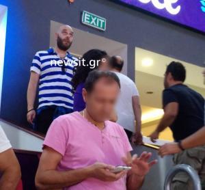 """Ελλάδα – Ρωσία: Ο Μιχάλης Stavento ανάμεσα στους """"πελαργούς""""! [pics]"""