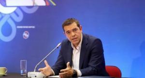 """ΔΕΘ 2017: Απέκλεισε τις εκλογές ο Τσίπρας – Στο """"τραπέζι"""" το δημοψήφισμα"""