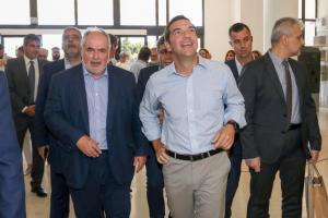Ηράκλειο: Εντυπωσιάστηκε ο Τσίπρας! [pics]