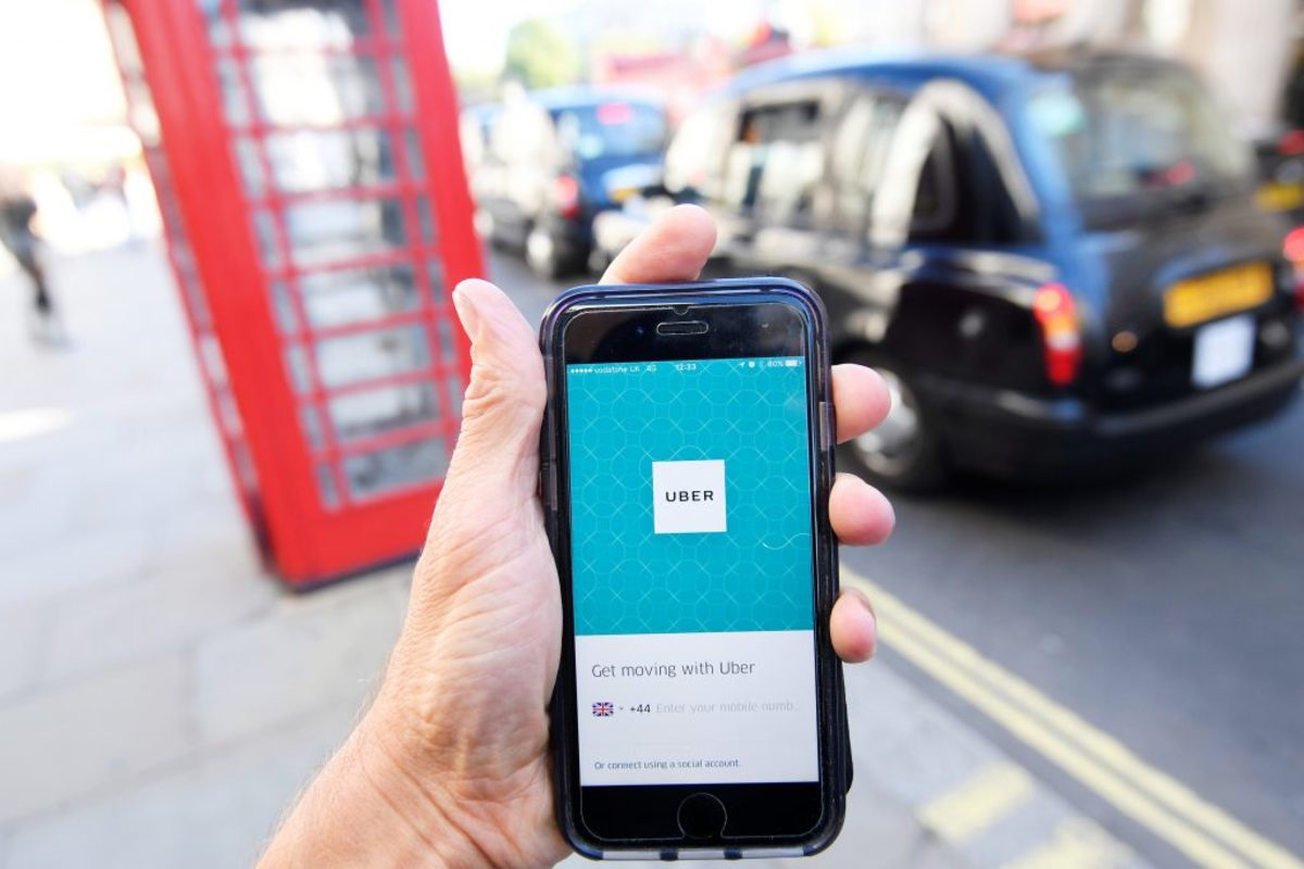 Uber Λονδίνο