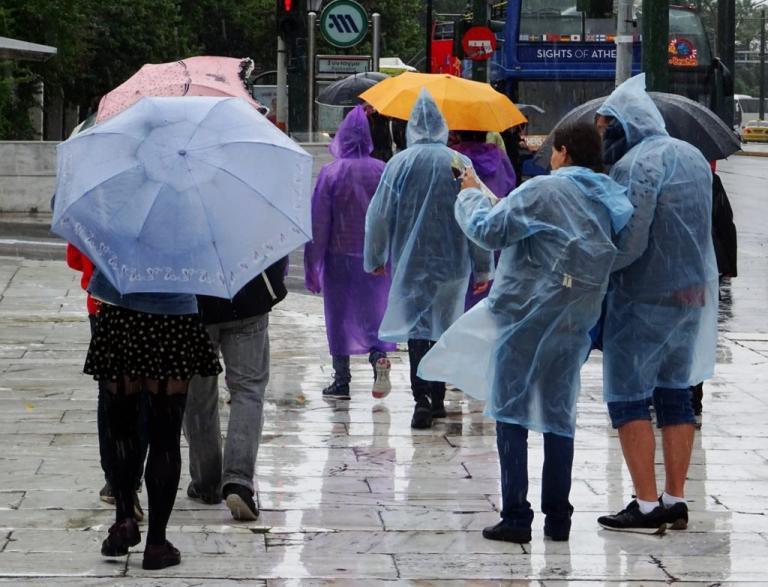 Καιρός: Βροχές και καταιγίδες – Ποιες περιοχές θα επηρεαστούν