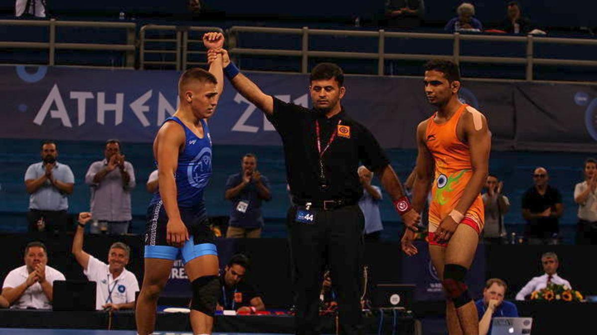 Μαγικό ρεκόρ και παγκόσμιο μετάλλιο ο Πιλίδης