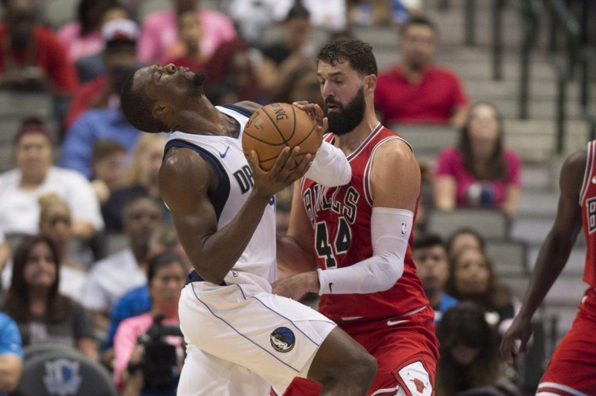 NBA: Πανικός στα αποδυτήρια των Μπουλς! Ο Πόρτις έστειλε στο νοσοκομείο τον Μίροτιτς!