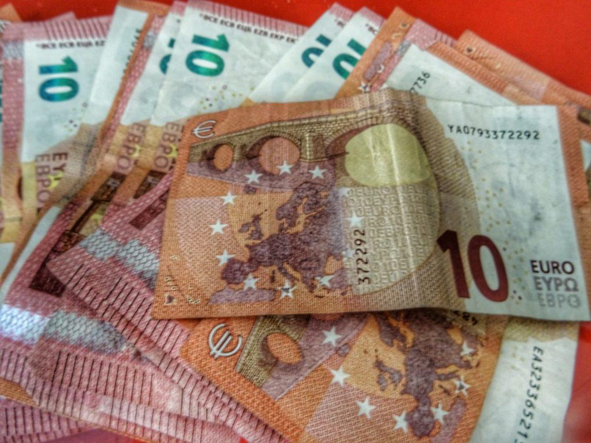 Κοινωνικό Μέρισμα 1.000 ευρώ Χριστούγεννα