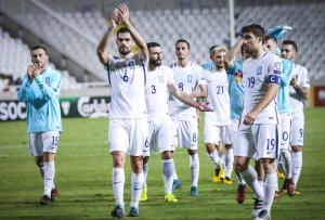 Ελλάδα – Γιβραλτάρ 4-0 ΤΕΛΙΚΟ: Στα μπαράζ του Μουντιάλ η Εθνική Ελλάδος!