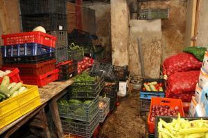 Κατασχέθηκαν πάνω από 8 τόνοι φρούτων και λαχανικών