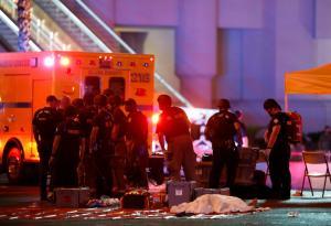 """Λας Βέγκας: Συλλυπητήρια από ΝΔ και """"Ποτάμι"""" για τα θύματα της επίθεσης"""