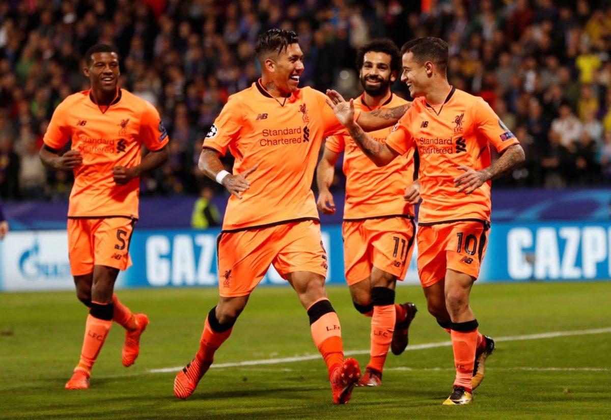 Λίβερπουλ - Champions League