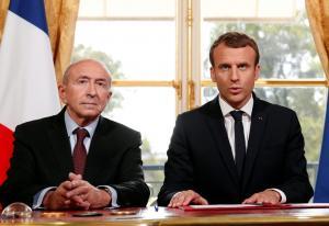 Νέος τρομονόμος από τον Μακρόν – «Υπονομεύει τις προσωπικές ελευθερίες», λέει το HRW