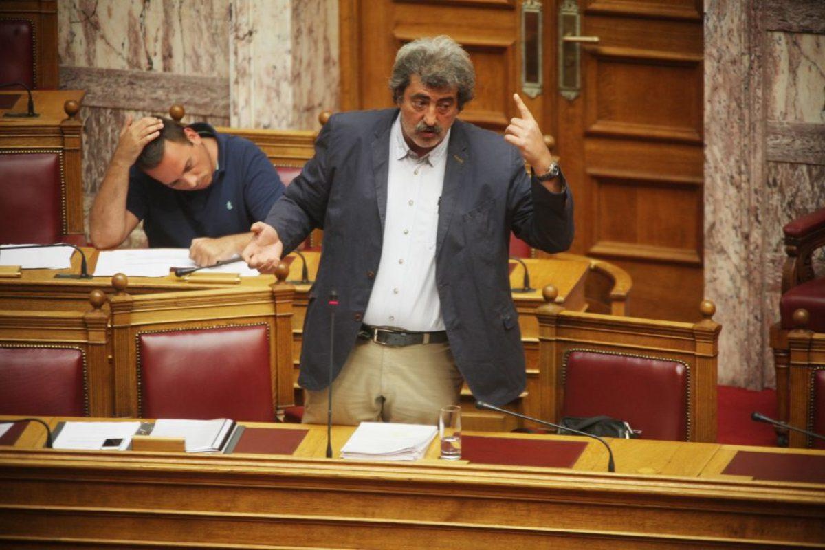 Πολάκης Ε.Τ. Μητσοτάκης