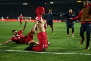 """Πρίγιοβιτς: """"Το καλύτερο γκολ της καριέρας μου, δεν μπορούσα να αναπνεύσω"""""""
