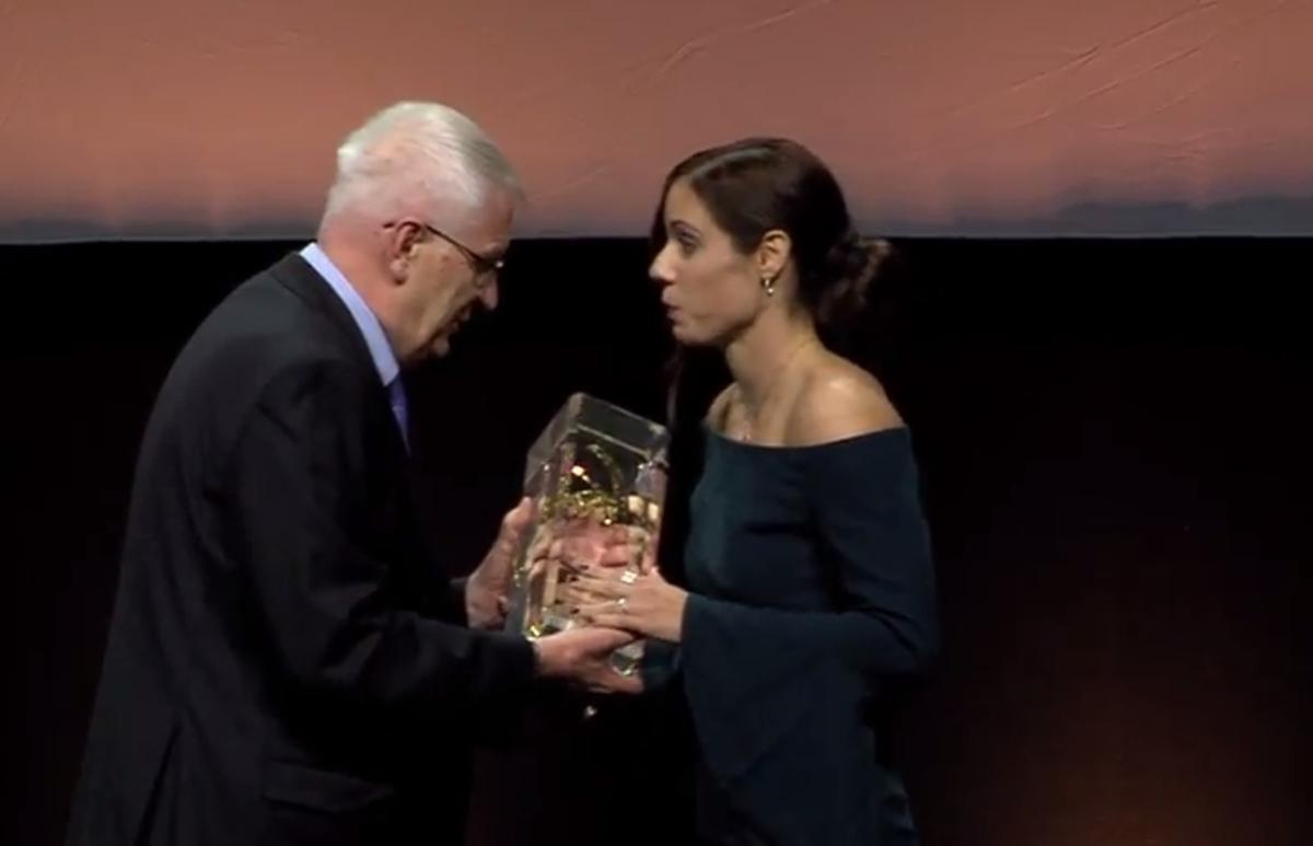 Κατερίνα Στεφανίδη: Κορυφαία αθλήτρια της χρονιάς στην Ευρώπη