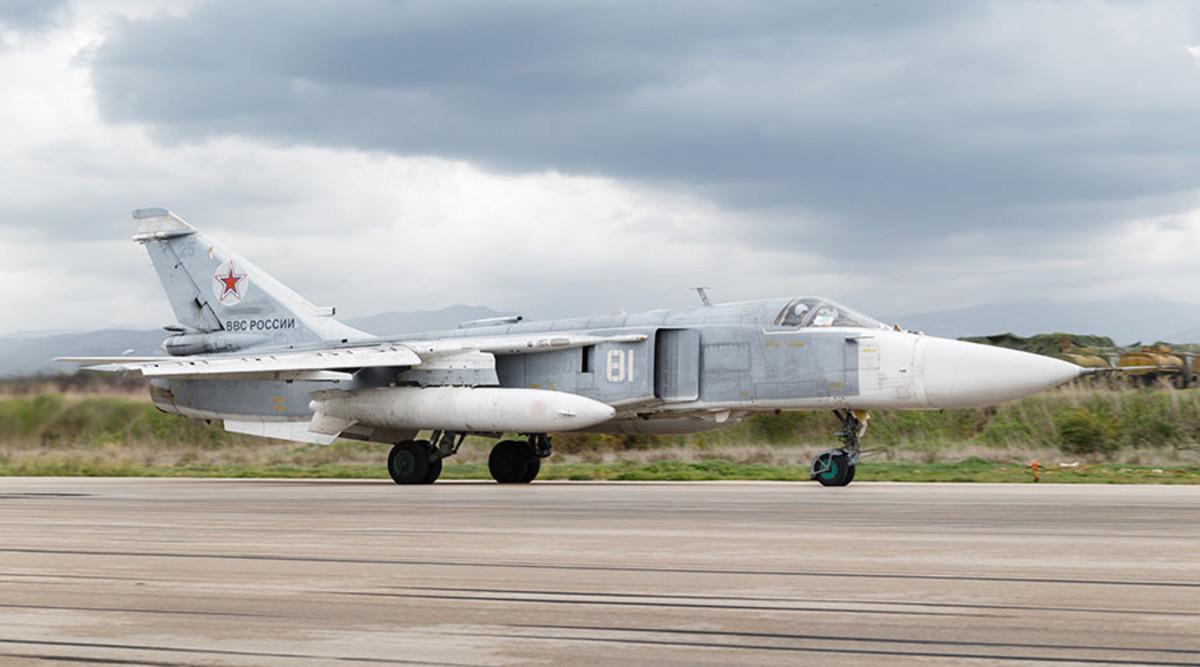 νεκροί Ρώσοι πιλότοι Συρία