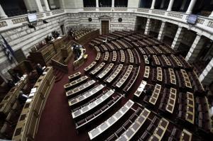 Αλλαγή φύλου: Δείτε live – Καταψηφίζει η ΝΔ – Τροποποιεί την διάταξη για τα 15 χρόνια ο Κοντονής