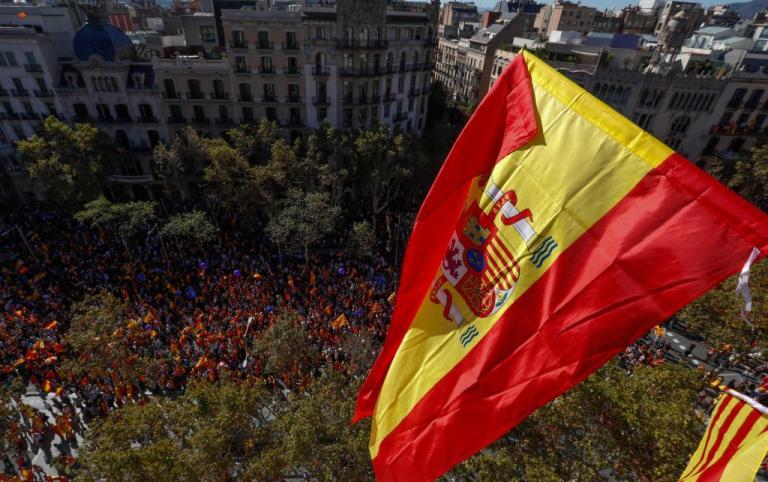 """Καταλονία: """"Απεταξάμην"""" λέει το ΥΠΕΞ μετά τα… παράπονα του πρέσβη!"""
