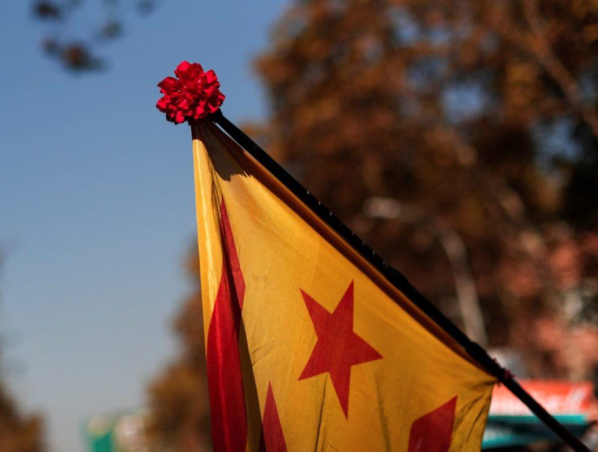 Καταλονία Πουτζδεμόν ανεξαρτησία