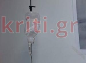 Ηράκλειο: Εικόνες ντροπής στο Βενιζέλειο νοσοκομείο – Αυτές είναι οι φωτογραφίες που τράβηξαν ασθενείς [pics]