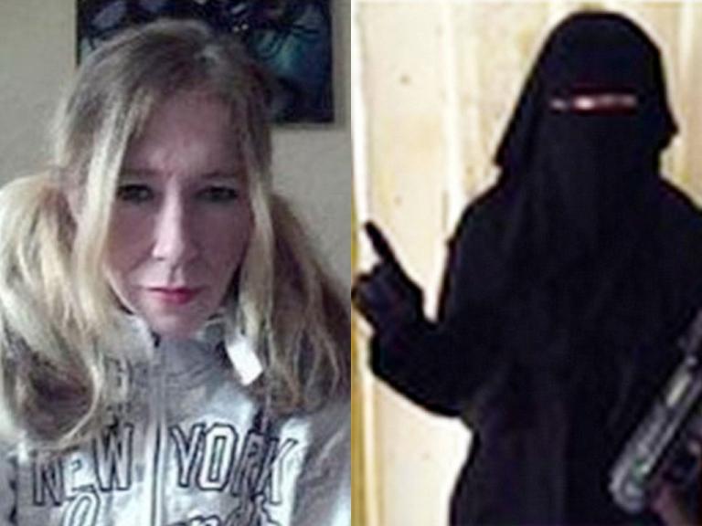 """H """"Λευκή Χήρα"""" είναι νεκρή – Η διαβόητη βρετανίδα τζιχαντίστρια σκοτώθηκε με το γιο της στη Συρία"""