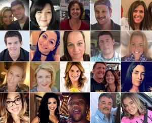 Λας Βέγκας: Τα πρόσωπα της τραγωδίας – Αυτές είναι οι ιστορίες τους [pics]