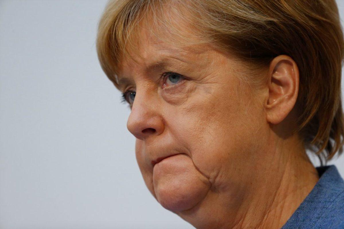 Μέρκελ δημοσκόπηση Γερμανία