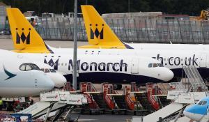 Λουκέτο στην Monarch Airlines – Την 5η μεγαλύτερη αεροπορική εταιρεία της Βρετανίας