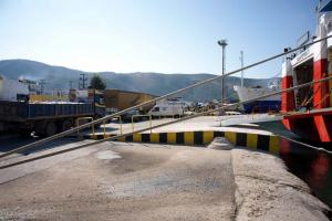Δεμένα τα πλοία σε Κέρκυρα και Ηγουμενίτσα λόγω της 48ωρης απεργίας των ναυτεργατών