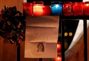 """Το τελευταίο """"αντίο"""" στην Μαλτέζα δημοσιογράφο – Απαγόρευσαν στον Μουσκάτ να παρευρεθεί"""