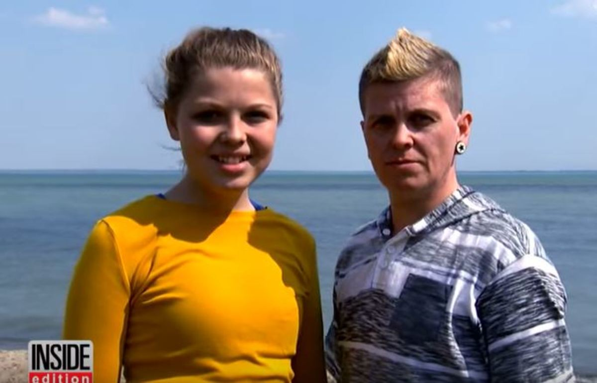 Αυτή η μητέρα και ο 15 χρονών γιος της έγιναν πατέρας και κόρη