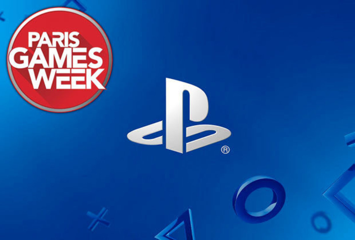 Paris games Week Sony Playstation live