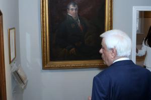 Κέρκυρα: Στα εγκαίνια του «Μουσείου Καποδίστρια» ο Προκόπης Παυλόπουλος [pics]