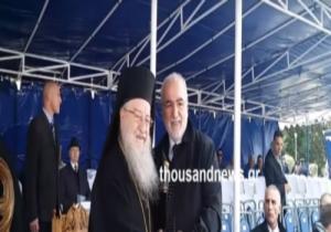 28η Οκτωβρίου: Στην στρατιωτική παρέλαση της Θεσσαλονίκης ο Σαββίδης [pics]