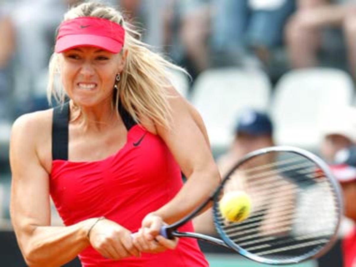 Η Μαρία Σαράποβα στα ημιτελικά του Tianjin Open