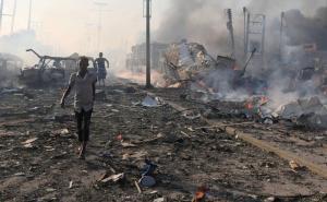 """Νέα τραγωδία στην Σομαλία: Δύο νεκροί από βομβιστική επίθεση – """"Είδα πτώματα κομμένα στην μέση"""""""