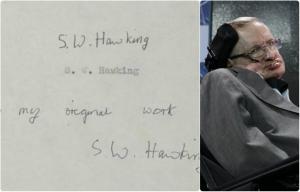 Δωρεάν η διατριβή του Στίβεν Χόκινγκ και… φρενίτιδα!
