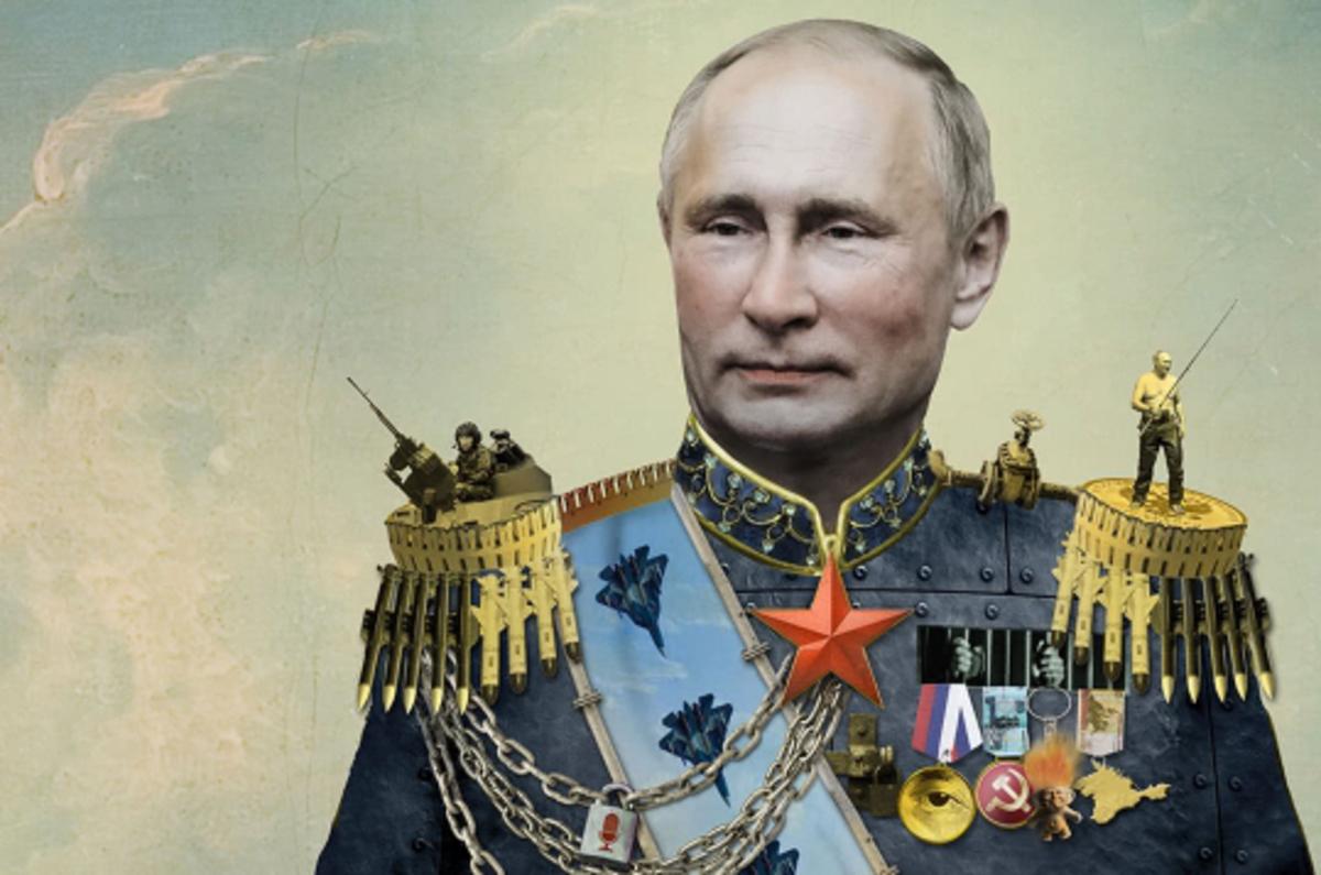 """""""Καυστικό"""" σκίτσο του Economist: Ο Πούτιν τσάρος και ο Ντόναλντ Τραμπ… ευχούλης [pic]"""