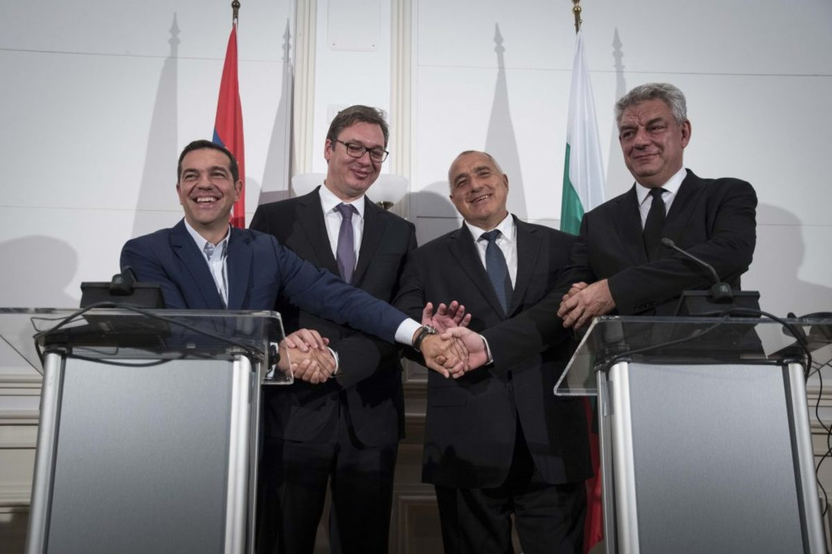 Τσίπρας: Οι Βαλκανικές χώρες είναι σε τροχιά συνεργασίας και ανάπτυξης