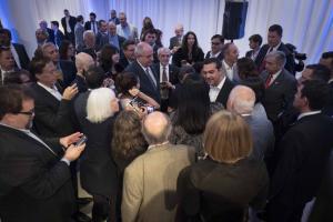 """Τσίπρας σε κυβερνήτη του Ιλινόι: """"Προτεραιότητά μας η προσέλκυση επενδύσεων"""""""