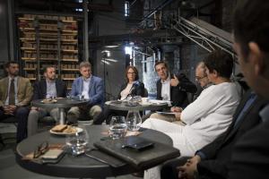 """Τσίπρας σε νέους επιχειρηματίες: """"Επιλέγουμε να σχεδιάσουμε μαζί το νέο αναπτυξιακό μοντέλο της χώρας"""""""