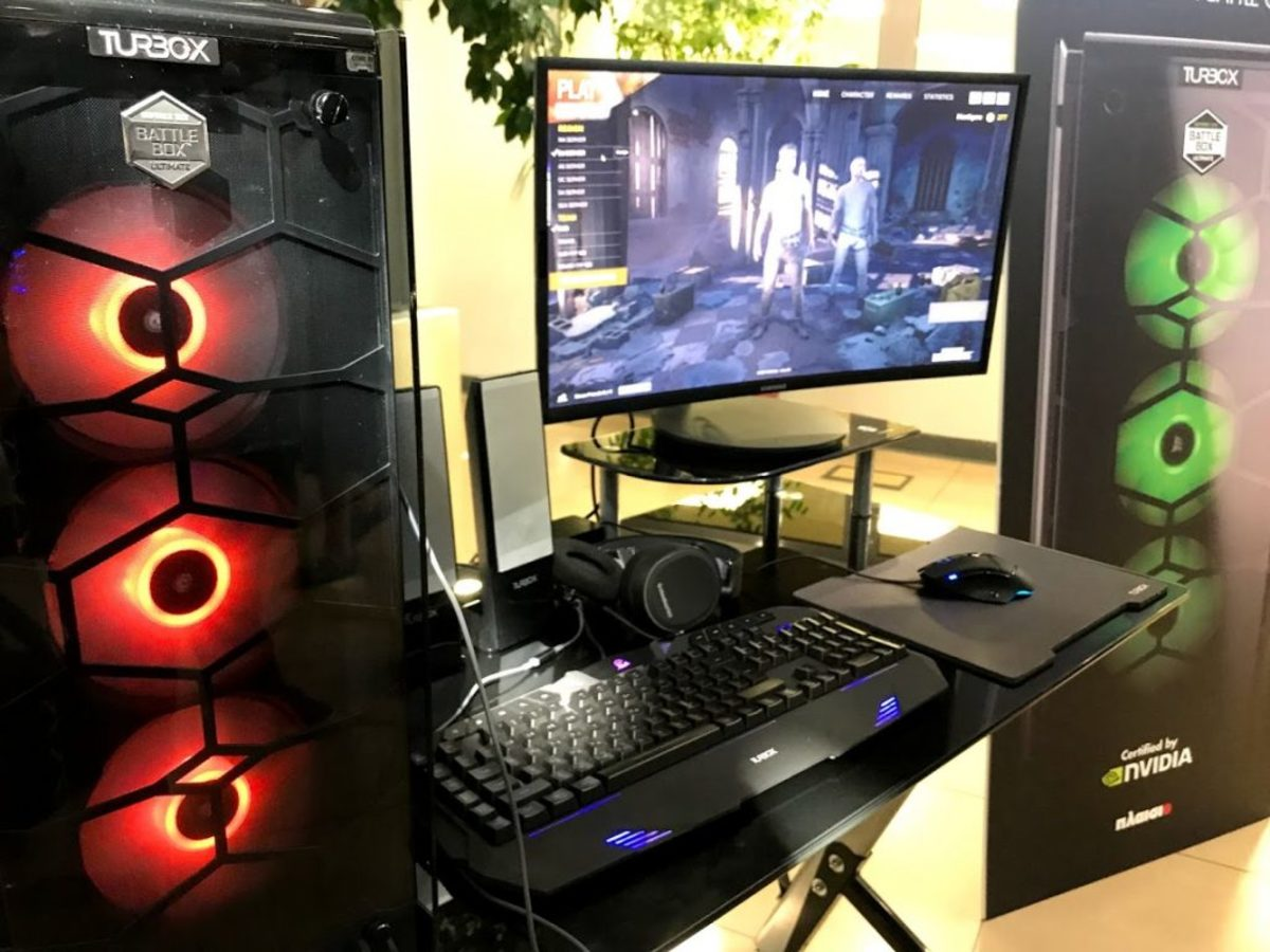 To Πλαίσιο φέρνει τα νέα Turbo-X Battlebox με πιστοποίηση από την Nvidia