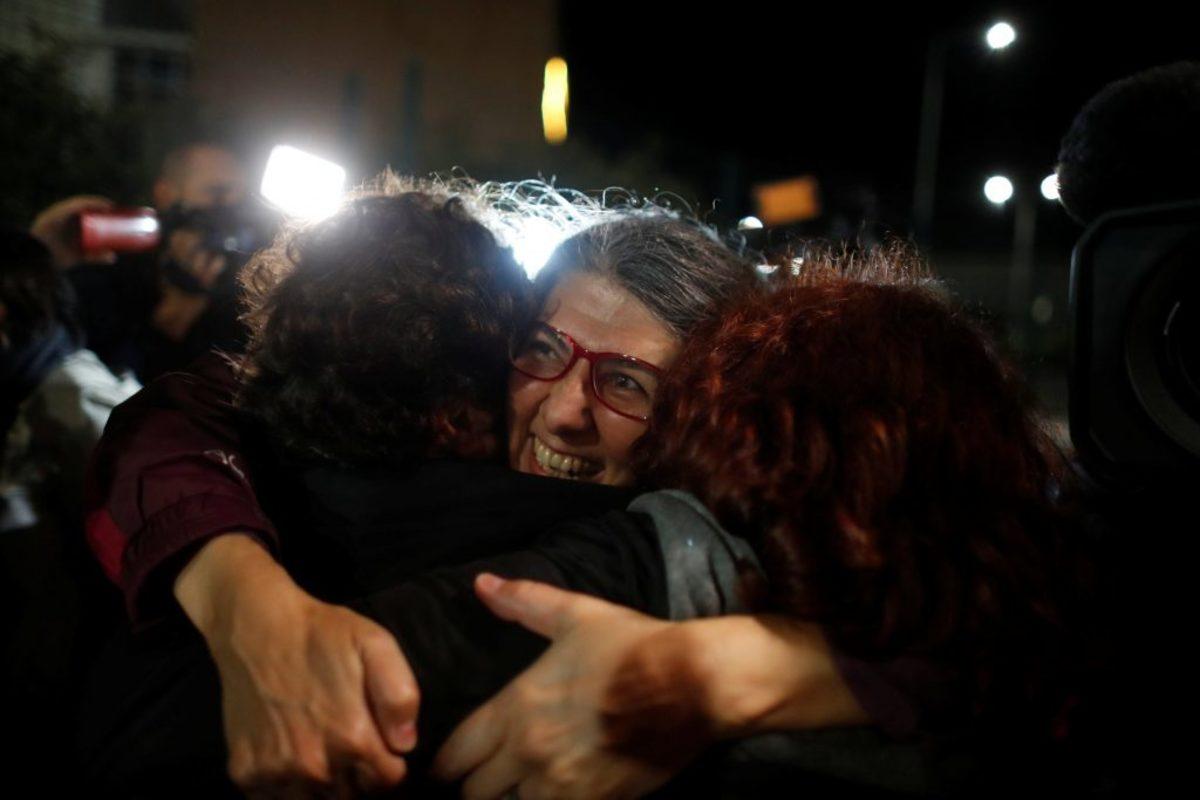 Τουρκία Ερντογάν ακτιβιστές