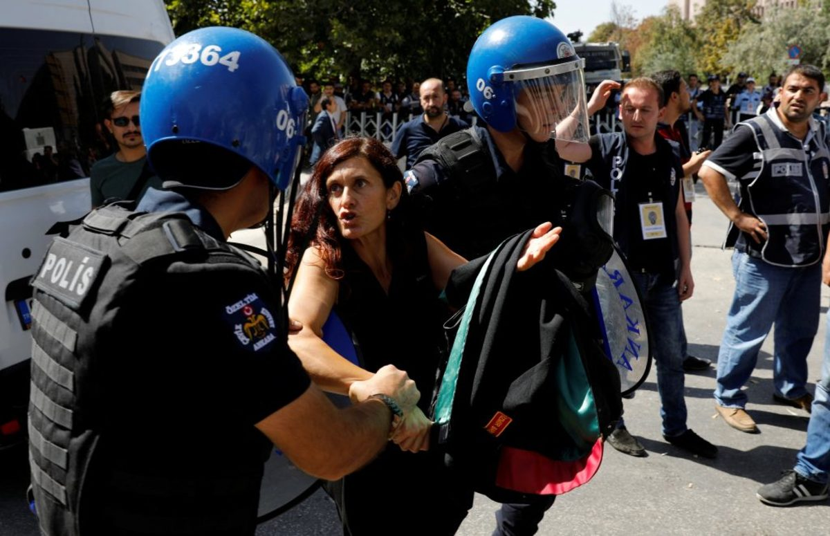 Τουρκία βασανιστήρια