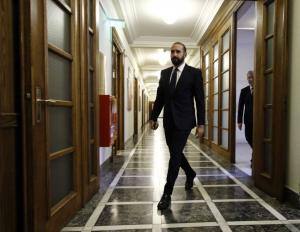 """Τζανακόπουλος για Μητσοτάκη: """"Επίδοξος σερίφης σε αδιέξοδα"""""""