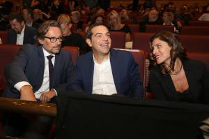 Τσίπρας, Μπέτυ και άλλοι στην πρεμιέρα της νέας ταινίας του Παντελή Βούλγαρη [pics]