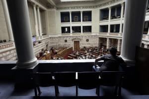 """Αλλαγή φύλου – Βουλή Live: Στο """"όχι"""" προσανατολίζεται η ΔΗΣΥ – Διαρροές από ΣΥΡΙΖΑ, ΑΝΕΛ"""