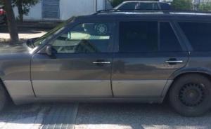Ξάνθη: Ο ένας πάνω στον άλλο μέσα σε αυτό το αυτοκίνητο – Η καταμέτρηση μετά την καταδίωξη [pics]